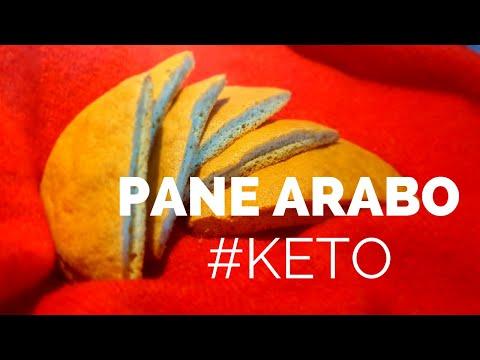 PANE CON POCHI CARBOIDRATI|PANE CHETO|DIETA CHETOGENICA|LCHF