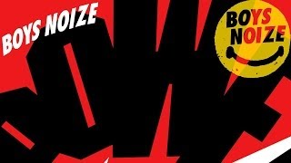 BOYS NOIZE - Sweet Light 'POWER' Album (Official Audio)