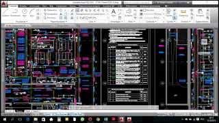 Проектирование Электрических сетей в AutoCAD (пошаговый алгоритм)