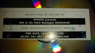 AFX - (CAT 00897-AA1) [Fluted]