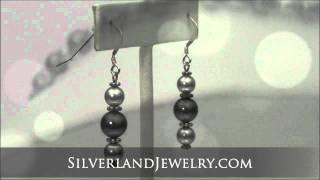 Swarovski Pearl Necklace Set