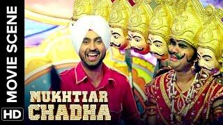 funny ramleela mukhtiar chadha movie scene