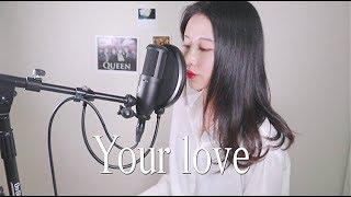 your love - nicole scherzinger COVER