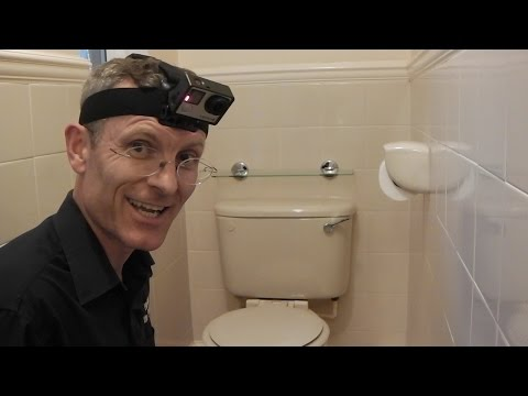 How to convert a toilet to dual flush