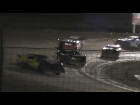 Route 66 Motor Speedway Limited Late Model A-Main