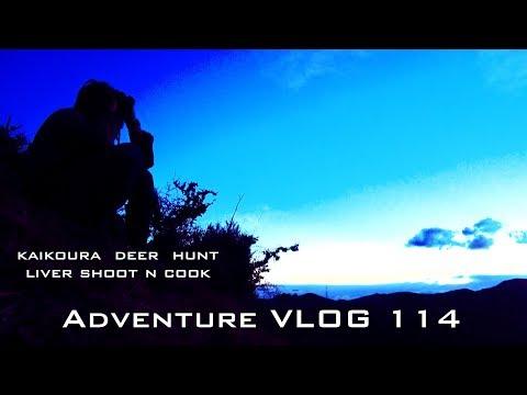 SHOOT and COOK Josh James Kiwi Bushman ADVENTURE vlog 114 add