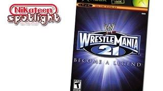 SVGR -WWE Wrestlemania 21 (XBOX)