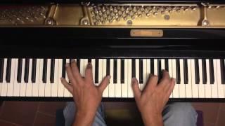 Tutorial Piano y voz Cuando un amigo se va (Alberto Cortez)