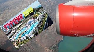 Летим в Турцию! Омск-Анталия-Аланья/Тюрклер-отель Eftalia Ocean 5 звезд. Отдых в Турции 2018