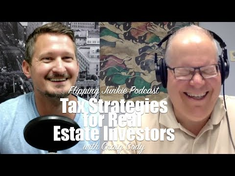 Tax Strategies for Real Estate Investors: Flipping Junkie Po