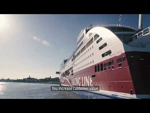 One thousand LNG bunkering operations with Seagas - English subtitled version