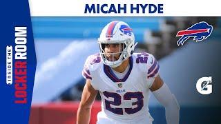 Micah Hyde: \
