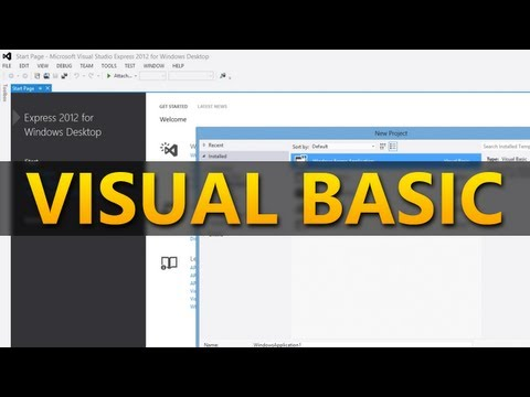 An Introduction to Visual Basic (Programming on Windows)