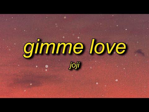 Lovesongs: gimme love