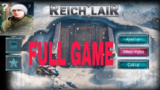 Reich Lair Escape The Room Walkthrough
