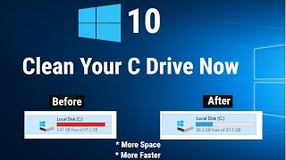 How to Clean C Drive to Make your Windows Faster