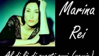 Marina Rei - Al di là di questi anni (remix)