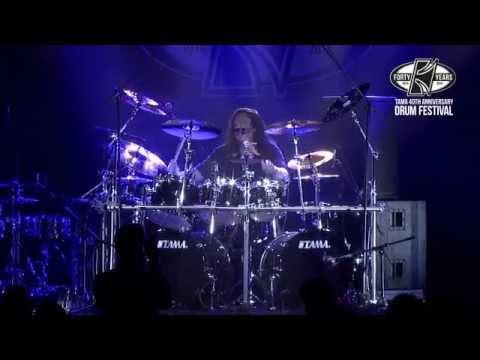 TAMA 40th Anniversary Drum Festival - Daray Brzozowski, Part 2