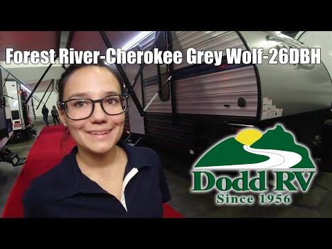 forest-river-cherokee-grey-wolf-26dbh---by-dodd-rv-of-portsmouth-and-yorktown,-virginia