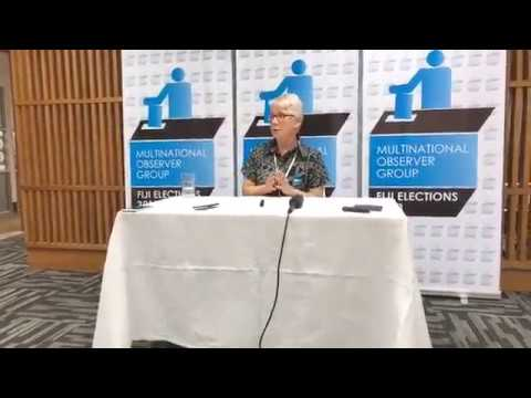 Multinational Observer Group on Fiji Elections 2018