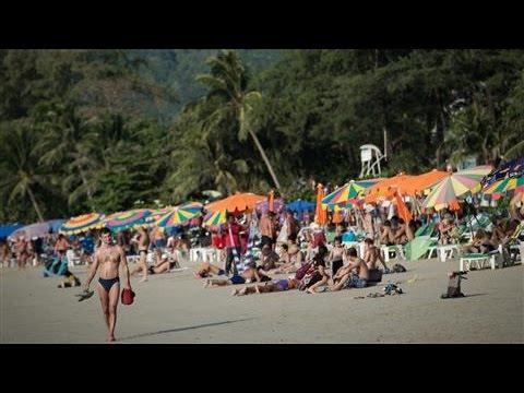 Phuket Tourist Numbers Triple Since 2004 Tsunami
