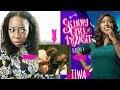 Skinny Girl In Transit Season 4 Premiere Recap | That Kiss! Is Mide Too Possessive? | Teefah XOXO