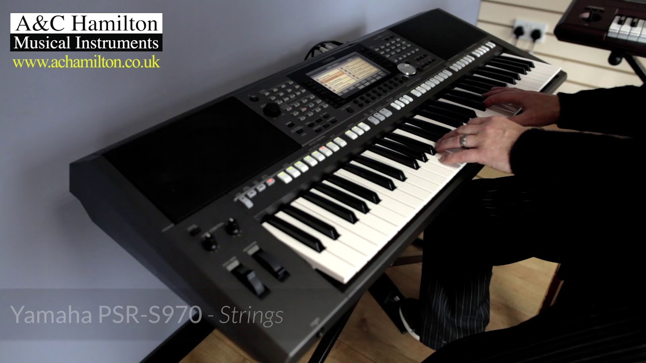 korg pa1000 vs yamaha psr s970 sounds comparison youtube. Black Bedroom Furniture Sets. Home Design Ideas