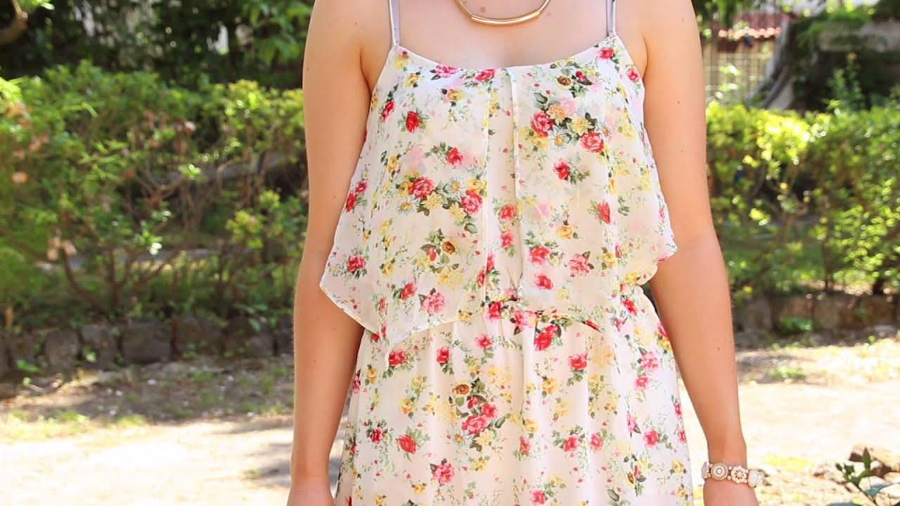 summer dresses lookbook