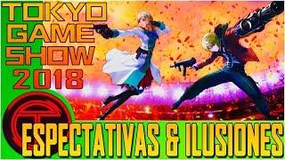 Qué espero del Tokyo Game Show 2018