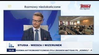 Rozmowy niedokończone: Studia - wiedza i wizerunek cz.I