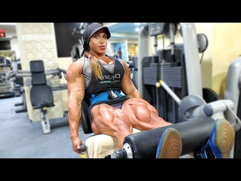 Hulk FEMALES, खतरनाक बॉडी बिल्डर। BODYBUILDING,  NATALIYA KUZNETSOVA,  IFBB MUSCLE