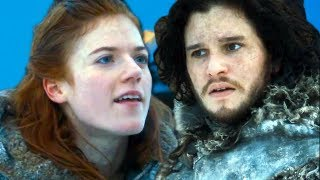 Jon and Ygritte OPERATION SEXYTIME - Game Of Thrones Season 3 Episode 5 Review