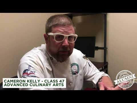 Cameron Kelly - Louisiana Culinary Institute Alumni