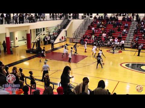 #1 Temarcus Blanton Luella High School Basketball 2013-14 (HD)(Best of  Best) future Lebron James