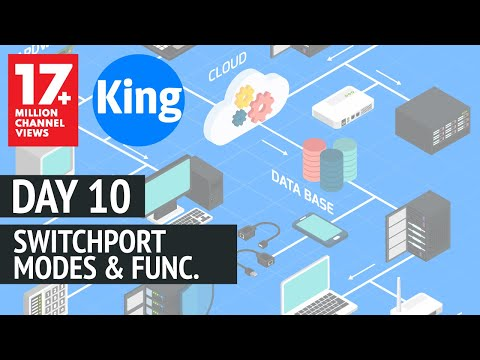 200-125 CCNA v3.0 | Day 10: Port Modes and Functions | Free
