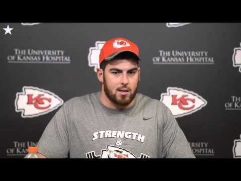 Eric Fisher Talked About Being A Better Offensive Lineman