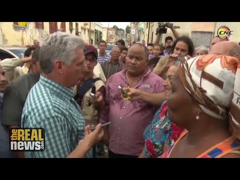 Cuba's New President Faces Many Serious Challenges
