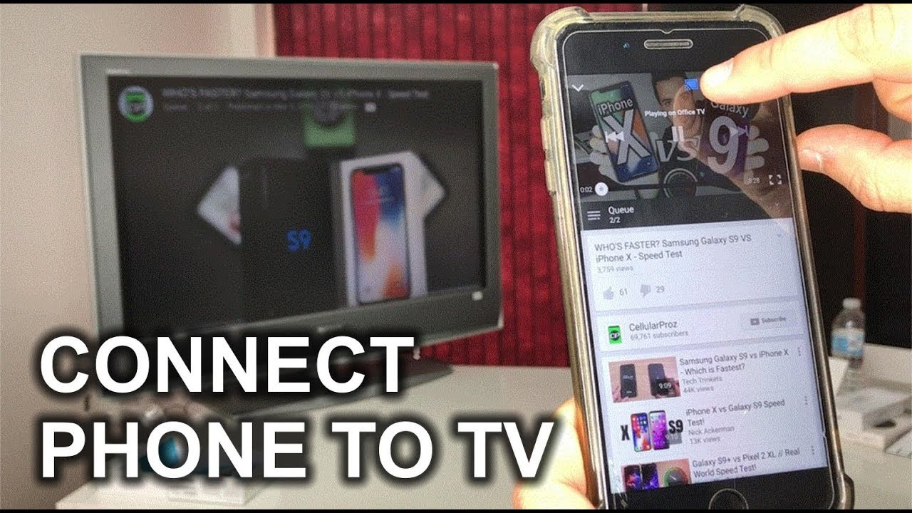How to Wirelessly Connect your Phone to TV - Chromecast 7 Unboxing & Review