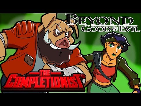 Beyond Good and Evil  The Completionist