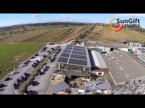 How farm shop generates 1/3 of its energy needs onsite