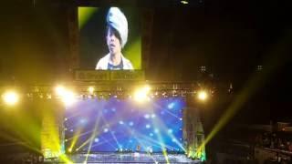 "FPJ's Ang Probinsyano Anniversary Concert. Mcneal ""Aura"" Briguela a..."