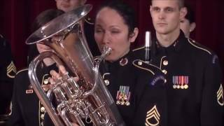 United States Army Field Band: Euphonium