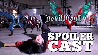 DMC5 Spoilercast Part 2