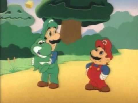 Le Avventure Di Super Mario 13 - Mamma Luigi