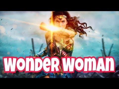 Podcast 01: Reseña de Wonder Woman con Spoilers, Gal Gadot y el futuro del DCEU.
