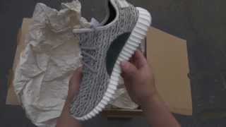 Adidas Yeezy Boost Low 350 Unboxing