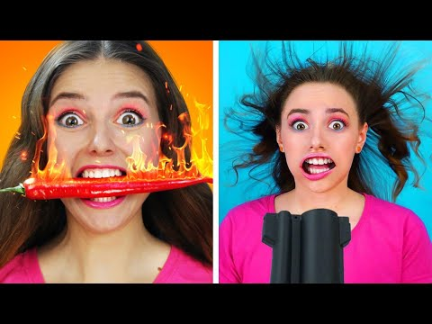 EXTREME TRY NOT TO LAUGH    Super Funny Pranks On Friends and Interesting Tricks by RATATA