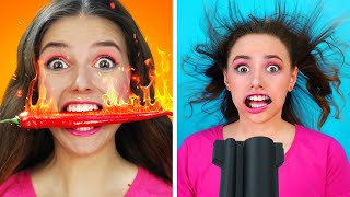 EXTREME TRY NOT TO LAUGH || Super Funny Pranks On Friends and Interesting Tricks by RATATA