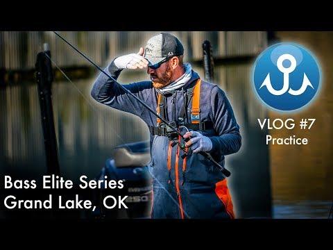 WheelerFishing Episode 7 |  Elite Series #2 | Grand Lake - Practice