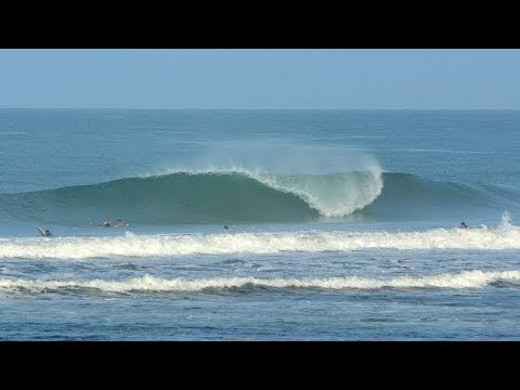 Surfing at Playa Hermosa, Costa Rica June 21 to 24 2017 #surfing #costarica